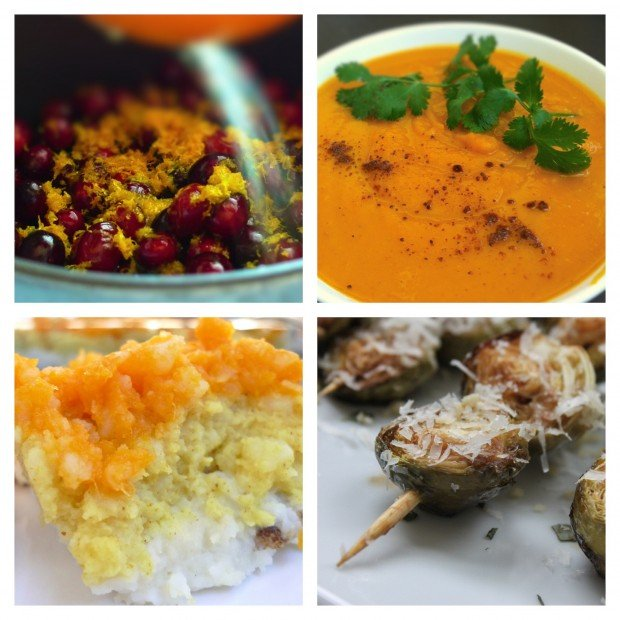 4 Gourmet Thanksgiving Day Side Dishes