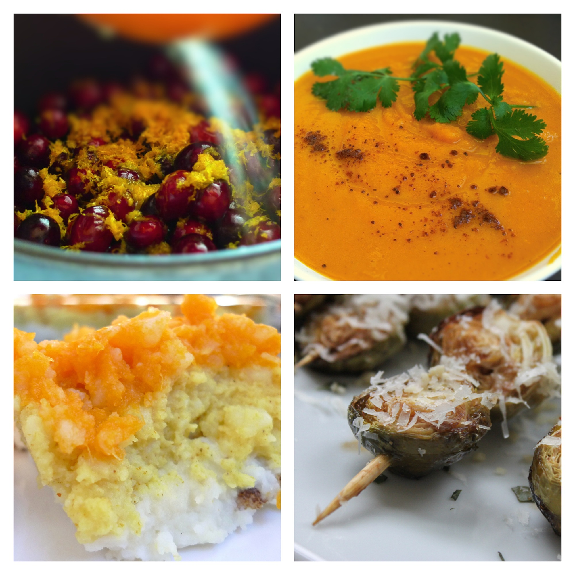 4 Easy, Gourmet Side Dishes for Thanksgiving Day
