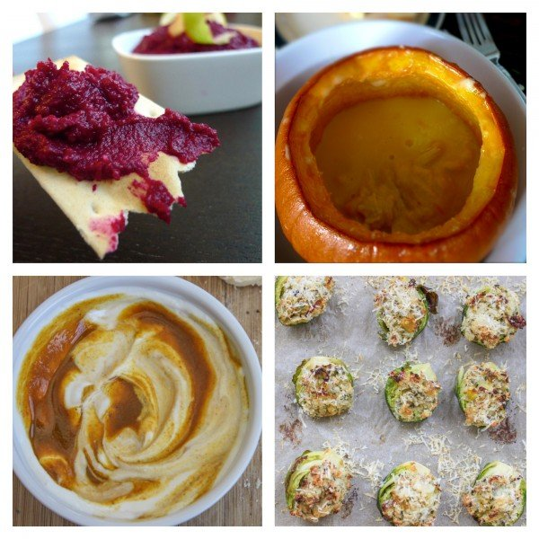 4 Amazing Thanksgiving Appetizers
