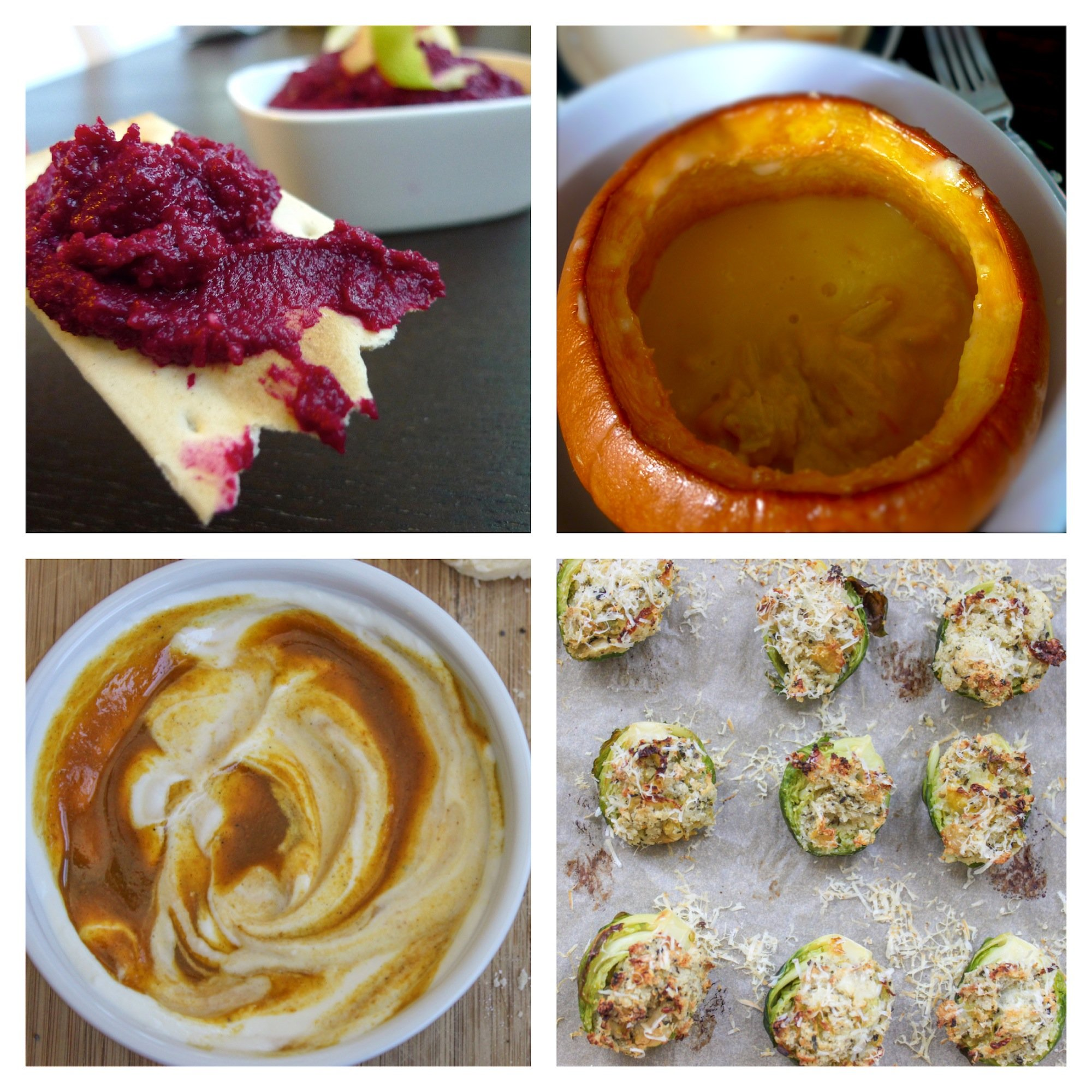 4 Amazing Last Minute Thanksgiving Day Appetizers