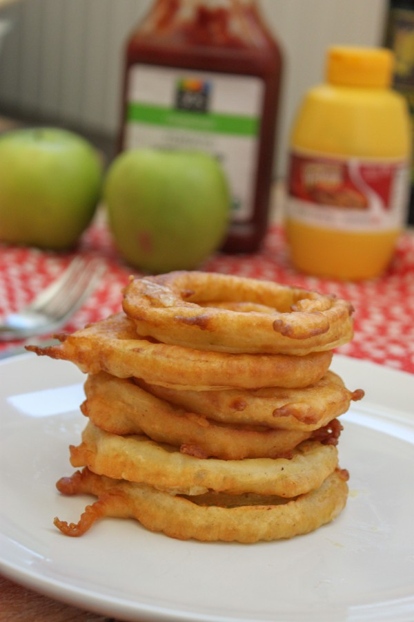 Fried Apple Rings Full