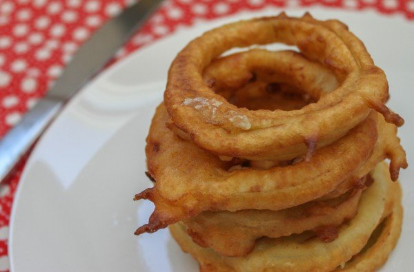 Fried Apple Rings Main