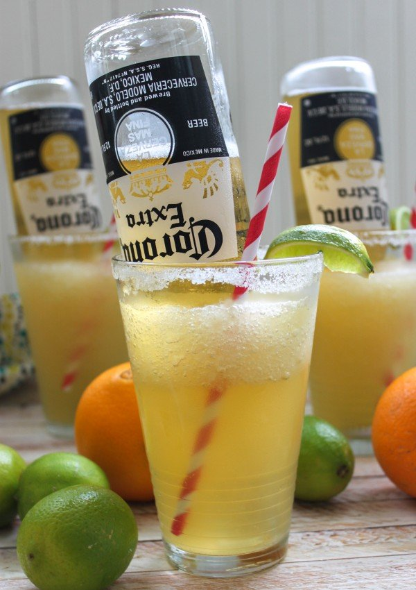 Frosty Mexican Bulldog Margarita Full