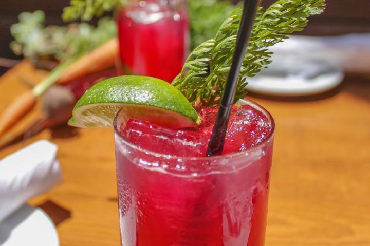 Beet Carrot Cocktail Main
