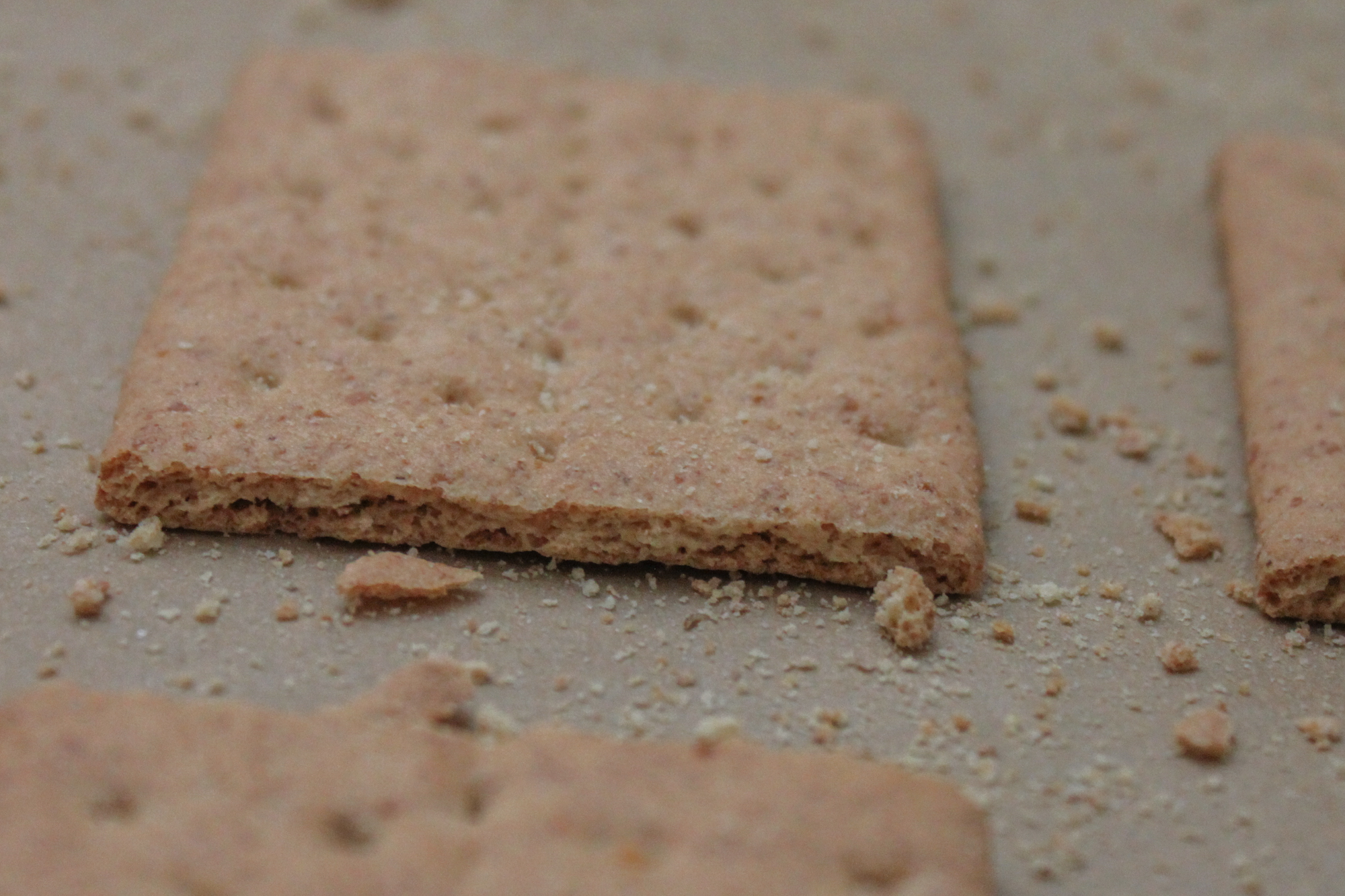 Receipe For Old Fashioned Graham Crackers
