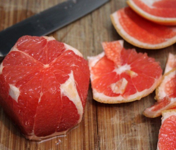 Supreme Grapefruit