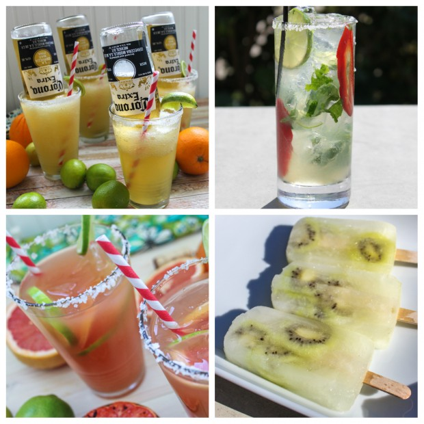 National Margarita Day Recipes