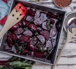 Chocolate Balsamic Red Beets
