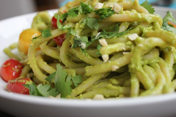 Creamy Avocado Pesto