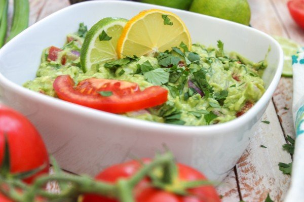 Guacamole Close Up