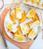 Mango & Yogurt Popsicles