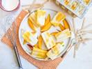Amazing Mango Lassi Popsicles