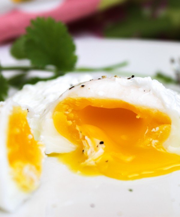 Perfect Poached Egg Full