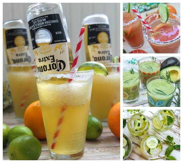 Cinco de May Cocktails