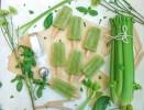 Sweet Celery Popsicles