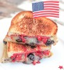Berry Grilled Cheese Sandwich