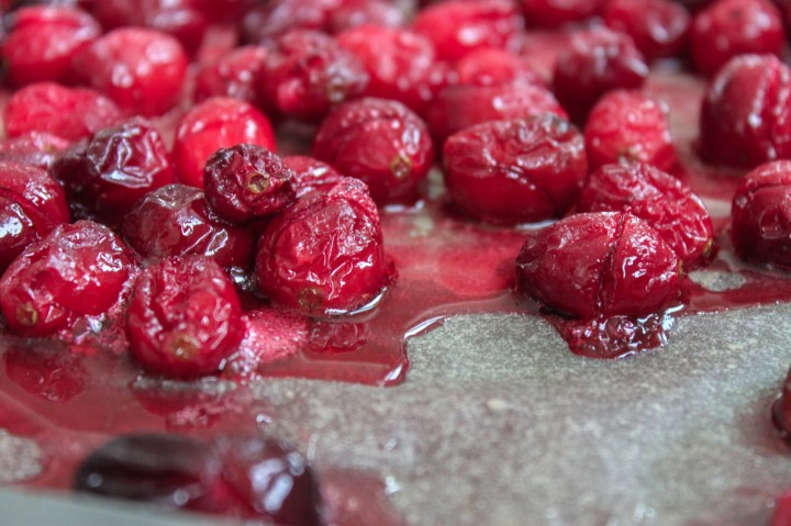 Baked Cranberries-2
