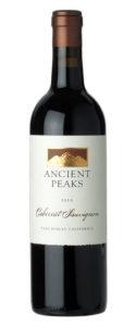 2010 Ancient Peaks Winery Cabernet Sauvignon Bottle