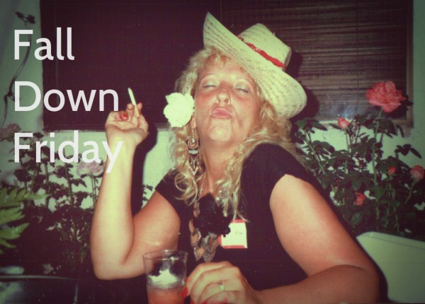 Fall Down Friday Cindy Mugnaini