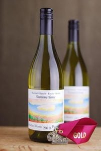 2010 Burbank Ranch Grenache Blanc Summer Time Wine