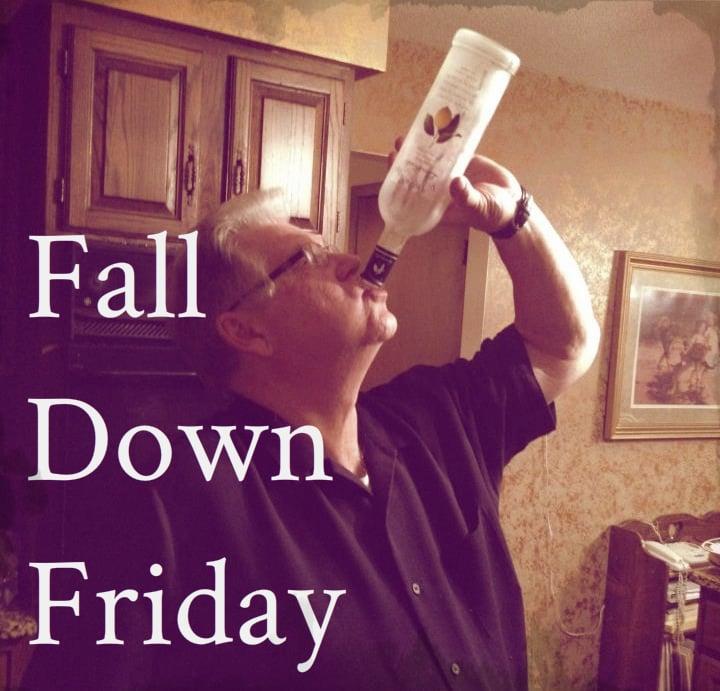 Fall Down Friday… Mixed Up