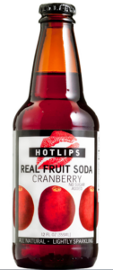 hotlips craberry soda