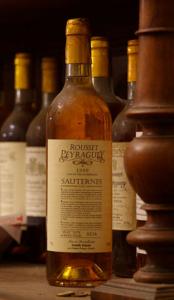 domaine peyraguey sauternes sustainable wine