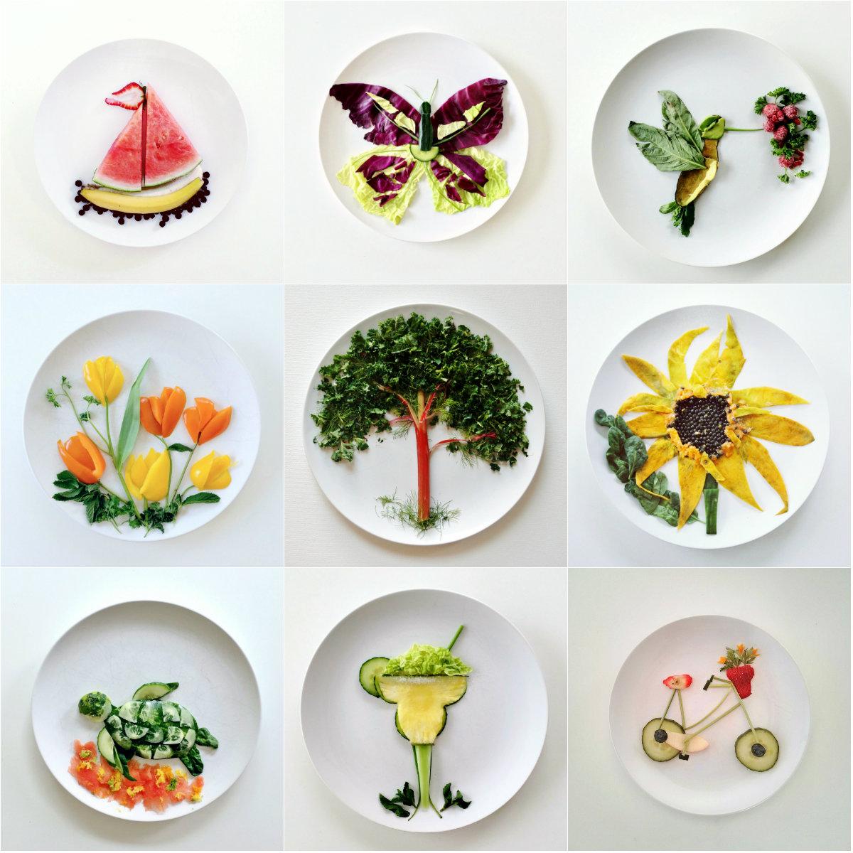 Tumblr Artist Turns Food Into Amazing Art