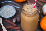 Pumpkin Chia Smoothie