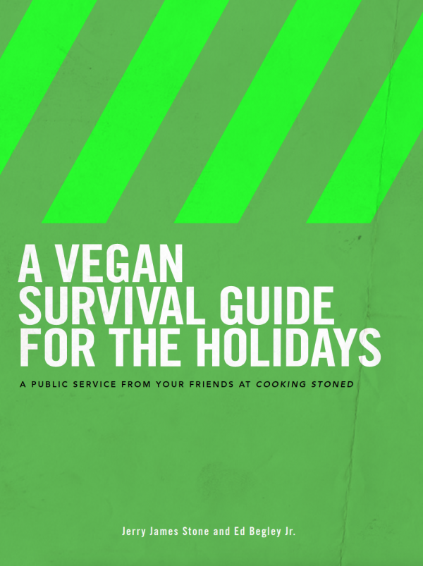 A Vegan Survival Guide for the Holidays