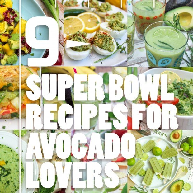 9 Super Bowl Recipes for Avocado Lovers