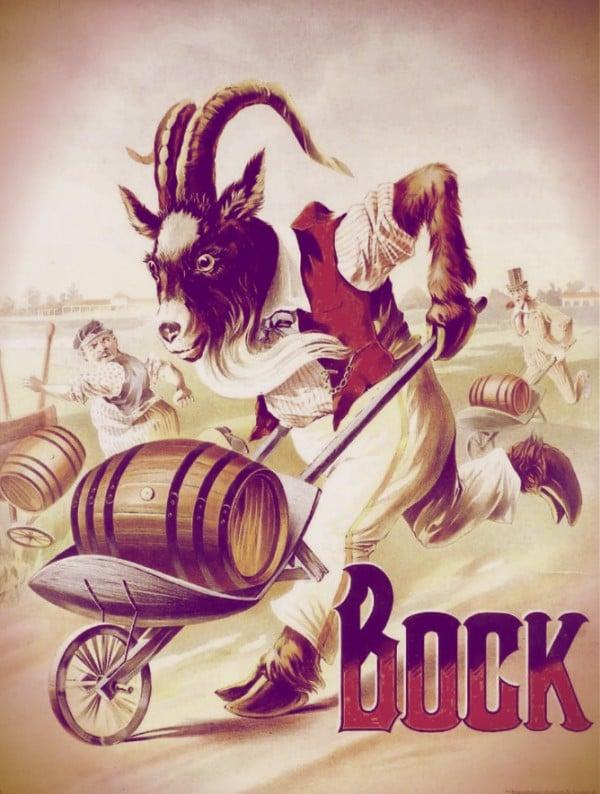 bock poster