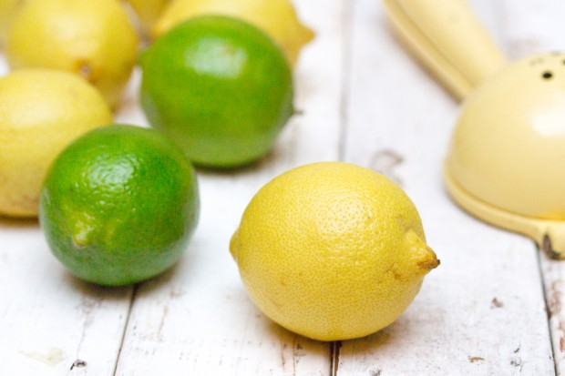 Lemons Limes for Limeade