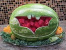 Batman Watermelon