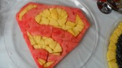 Superman Fruit Salad