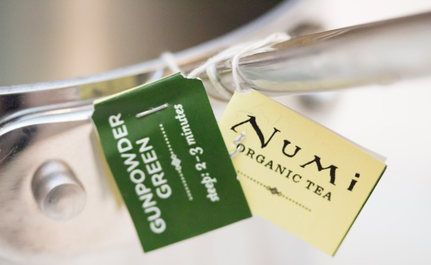 Numi Gunpowder Green Tea