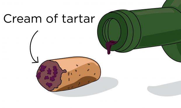 How Cream of Tartar is Made