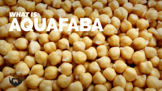 What is Aquafaba