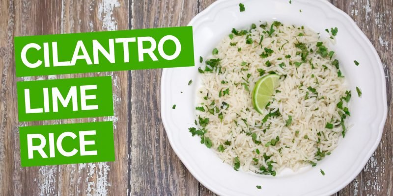 Cilantro Lime Rice with Avocado Oil Main Video