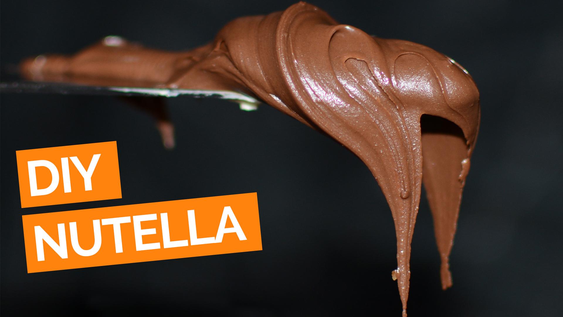 Homemade Nutella Recipe Video