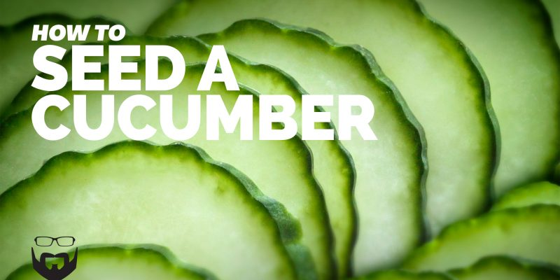 How to Seed a Cucumber Video