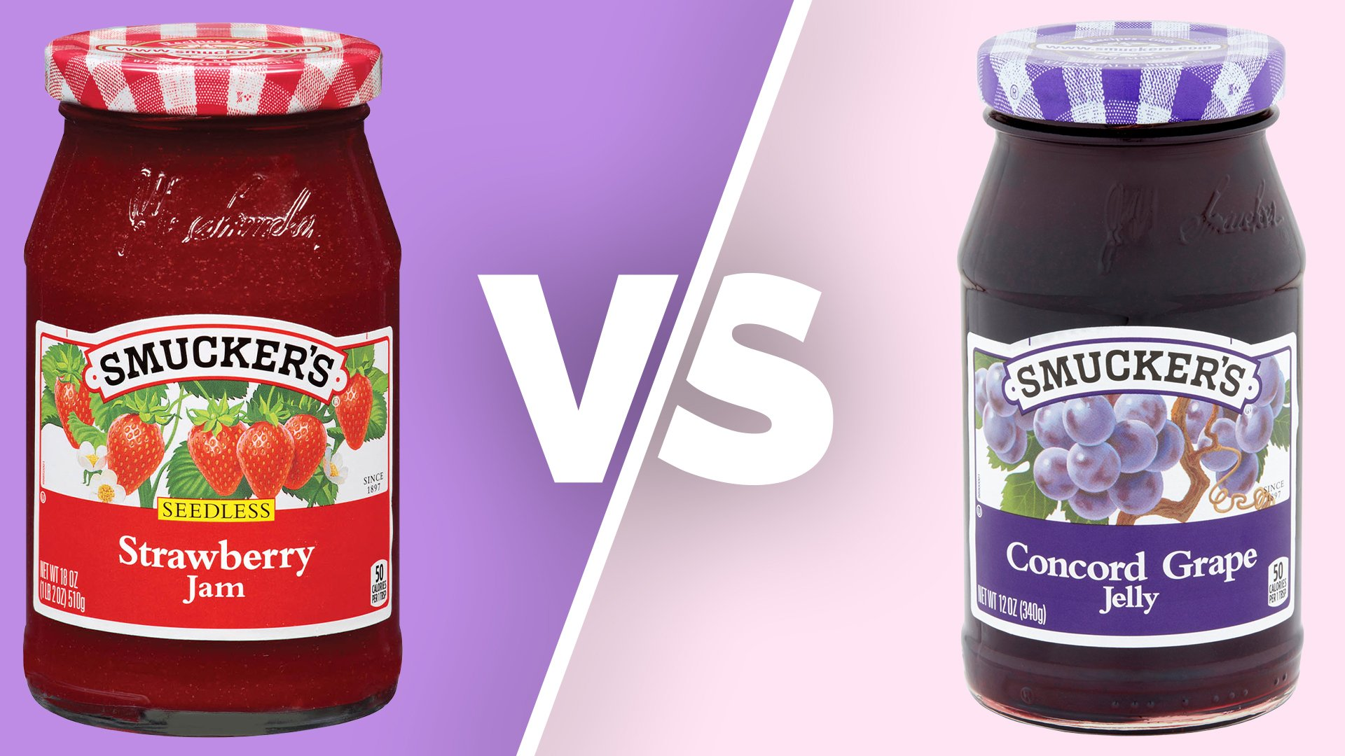 Jam vs. Jelly - What's the Difference?