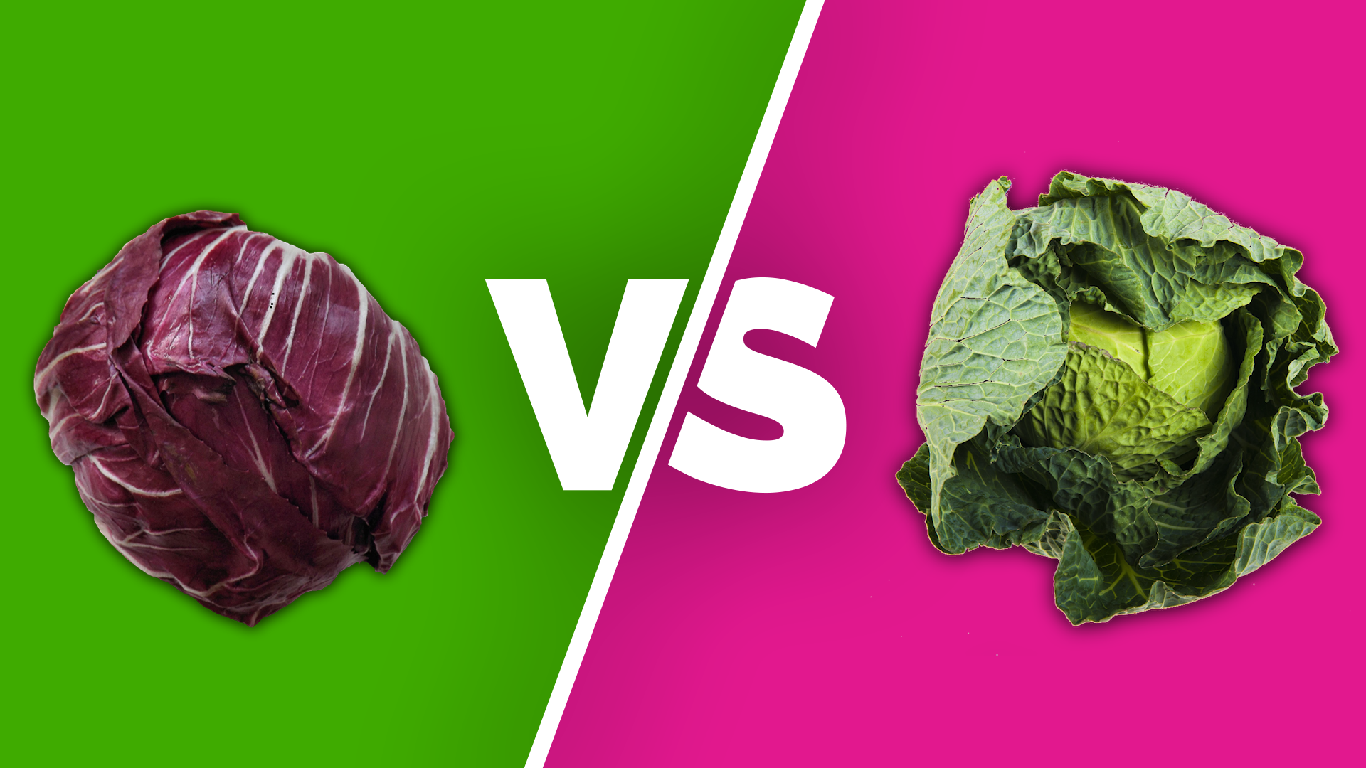 Red vs Green Cabbage - What's the Difference?