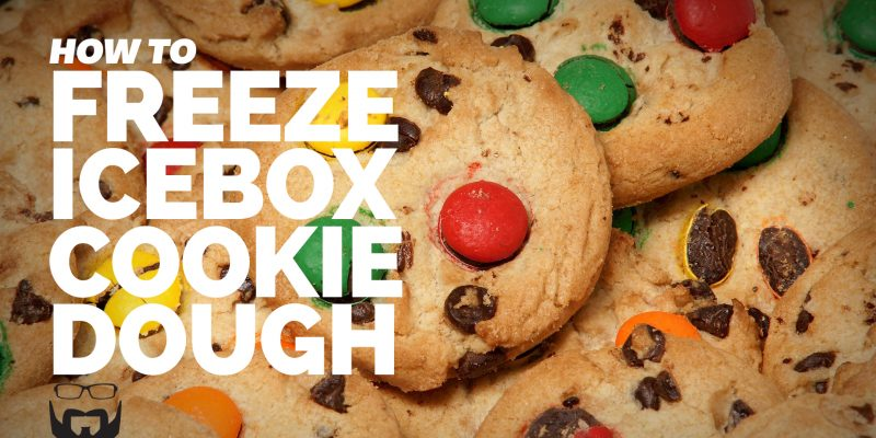 How to Freeze Icebox Cookie Dough_VIDEO