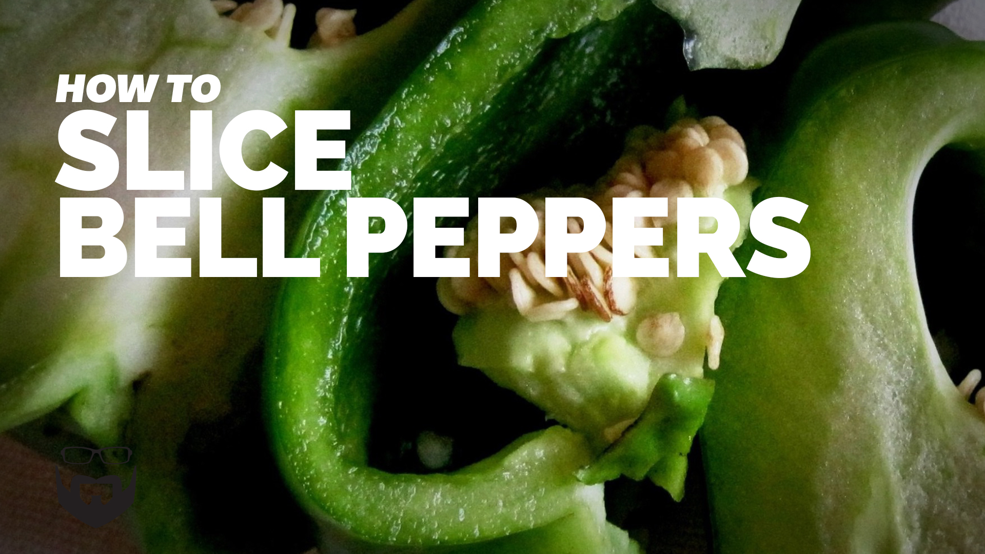 How to Slice Bell Pepper (Julienne or French Cut) Video