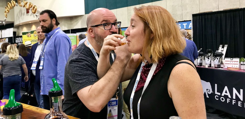 Jerry & Erin Tasting
