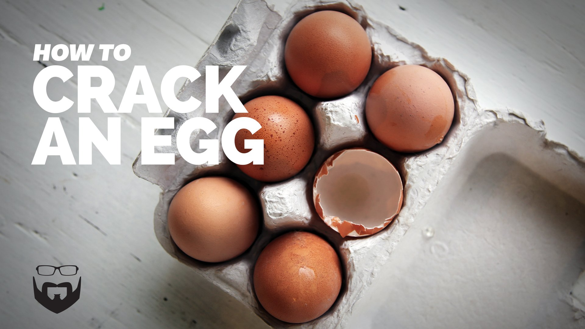 How to Crack an Egg Perfectly