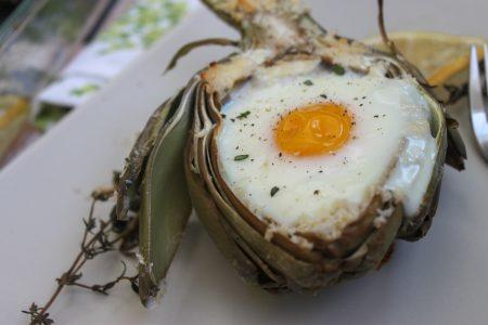 Artichoke Baked Egg Main 3