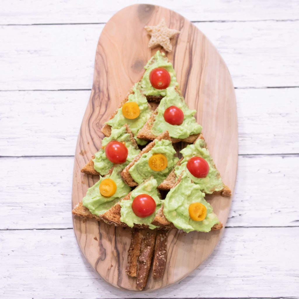 Avocado Toast Christmas Tree Final 1