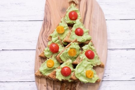 Avocado Toast Christmas Tree Main 1